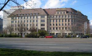 Hotel Astoria in 04105 Leipzig