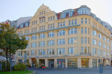 Goldkugelhaus, Richard-Wagner-Straße 10 in 04105 Leipzig