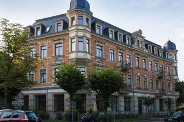 Barbarossaplatz 1 in 01309 Dresden