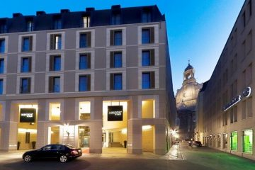 INNSIDE Dresden Hotel, Salzgasse 4 in 01067 Dresden