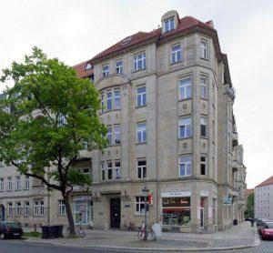 Krenkelstraße 2 in 01309 Dresden