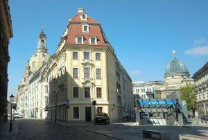 Rampische Straße 33 / Ecke Salzgasse in 01067 Dresden
