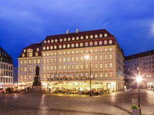 Steigenberger Hotel de Saxe, Neumarkt 9 in 01067 Dresden