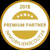 ImmobilienScout 24 - Premium Partner 2018